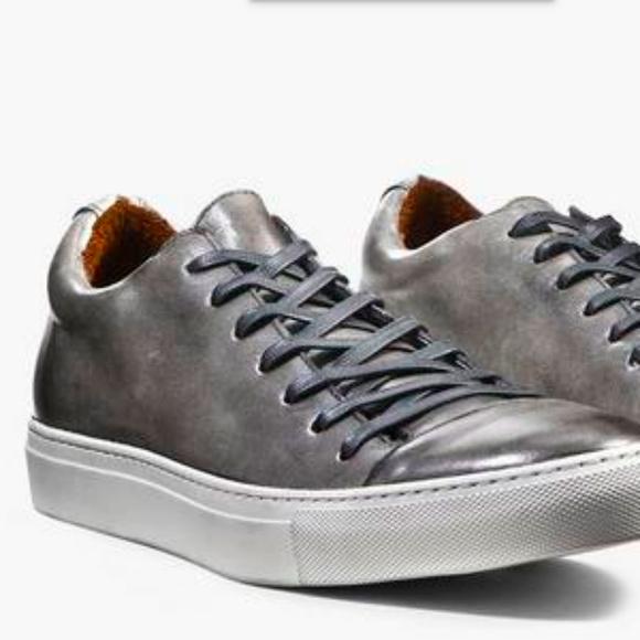 John Varvatos Reed Low Top Sneakers
